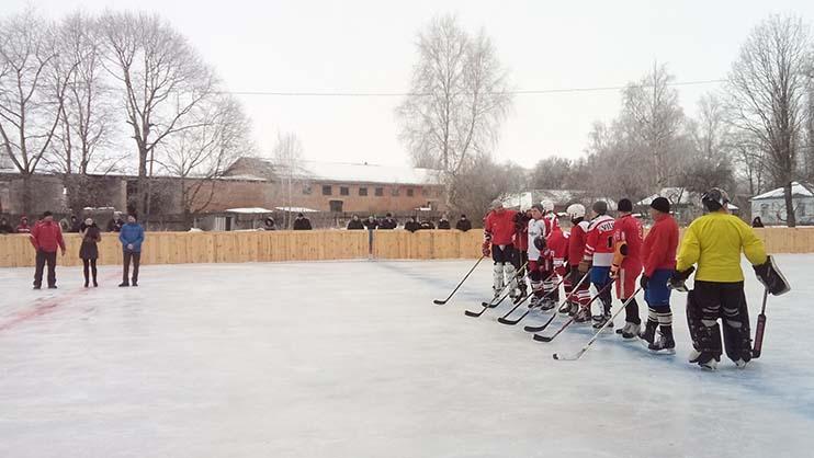 hokej 2 Наші успіхи! Як змінилась Сосницька ОТГ за 3 роки