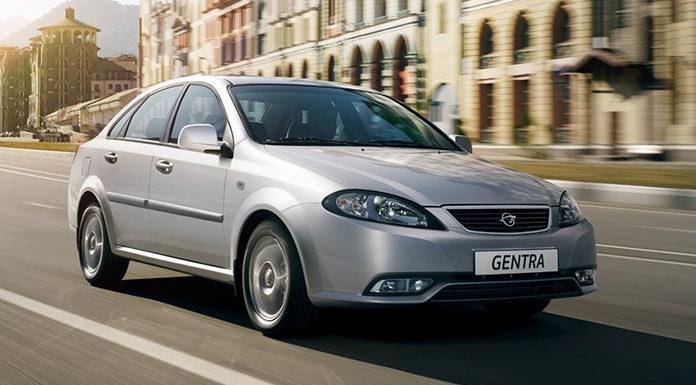 ravon gentra Ravon Gentra – логічне продовження моделі Chevrolet Lacetti