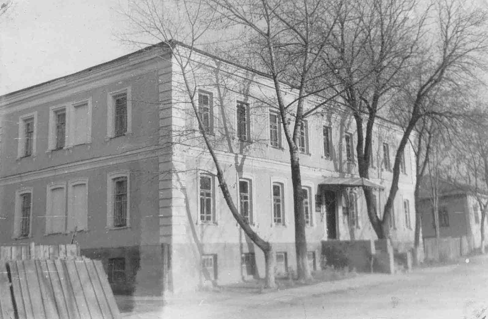 fabryka 1 Стара Сосниця
