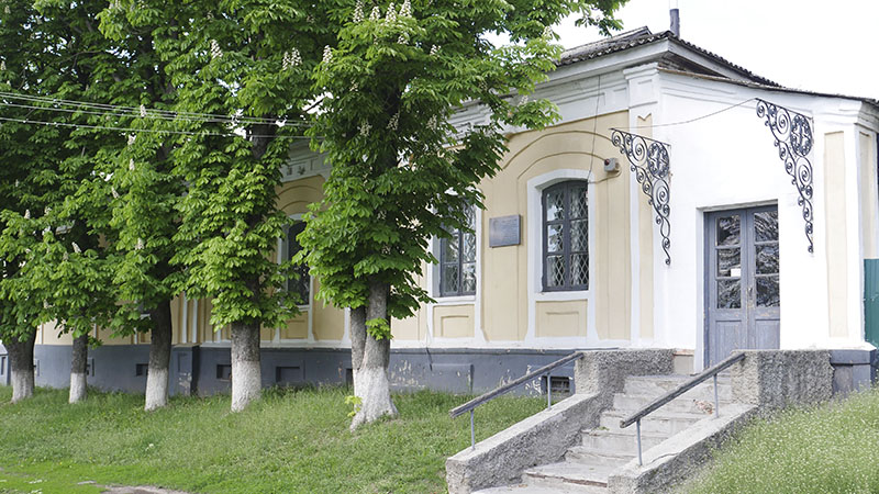 muzej 1 Сосницький краєзнавчий музей ім. Ю.С.Виноградського