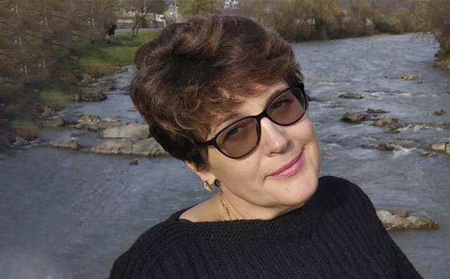 Лілія Саприкіна