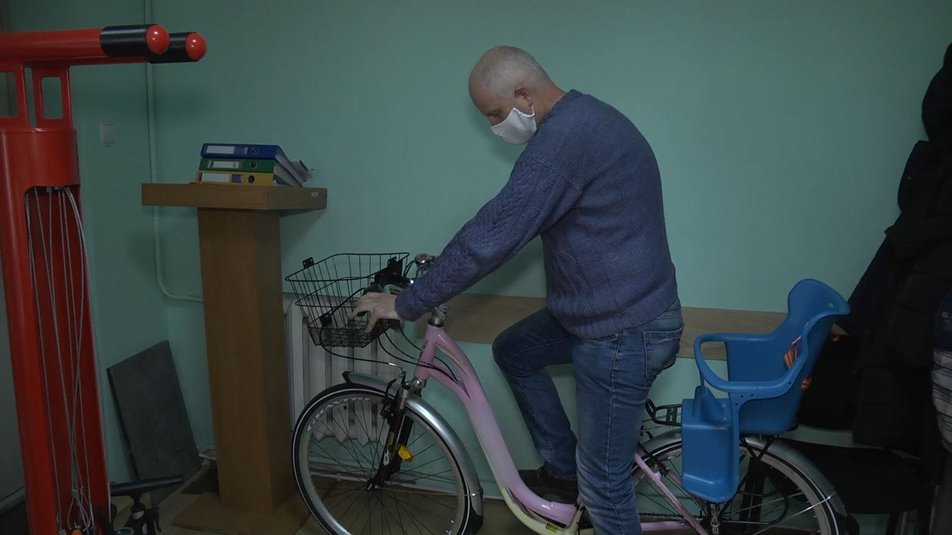 4890c9d1a81353f7 На улицах Сосницы появятся бесплатные велосипеды с GPS-маячками
