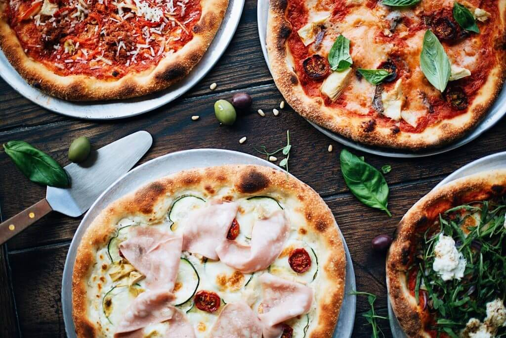 vidy piccy Топ-10 видов пицц от бара семейного отдыха «Your Café – Burger Bar»