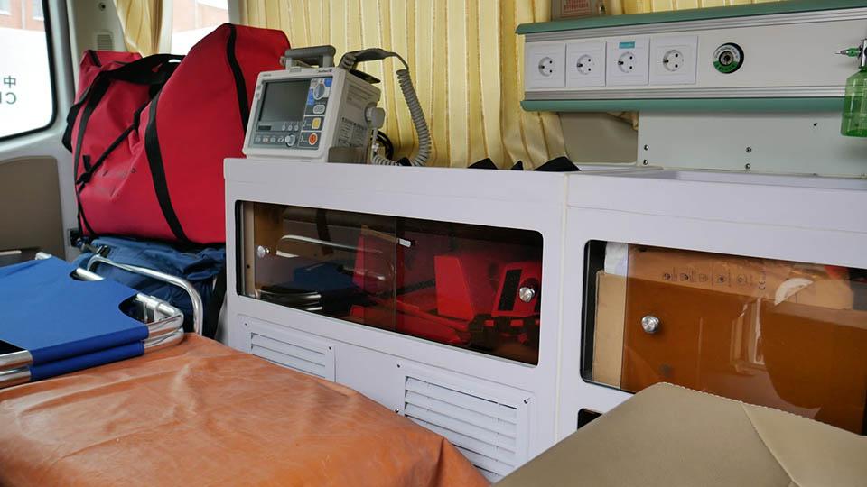149630922 3550375311697951 6367253203126006954 o Сосницькі медики отримали нову карету «швидкої»