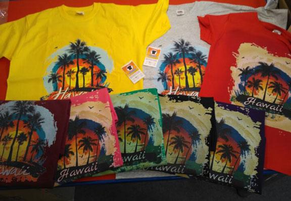 3 odyag Варіанти друку на футболках