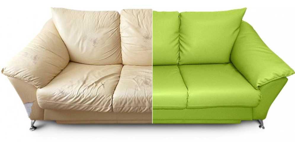 peretjagka divana 9 Реставрація старих м'яких меблів своїми руками