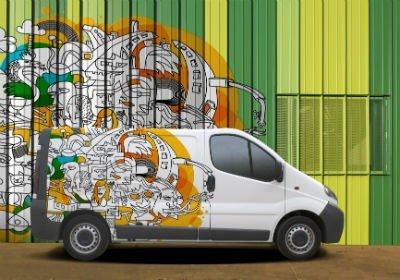 пленка на авто от www.dstrade.ua