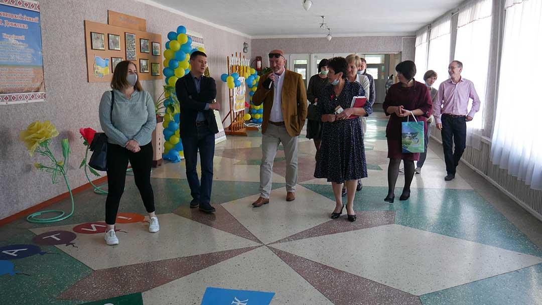 P1020968 Сосниччина приймала гостей з Маловисківської громади Кіровоградської області