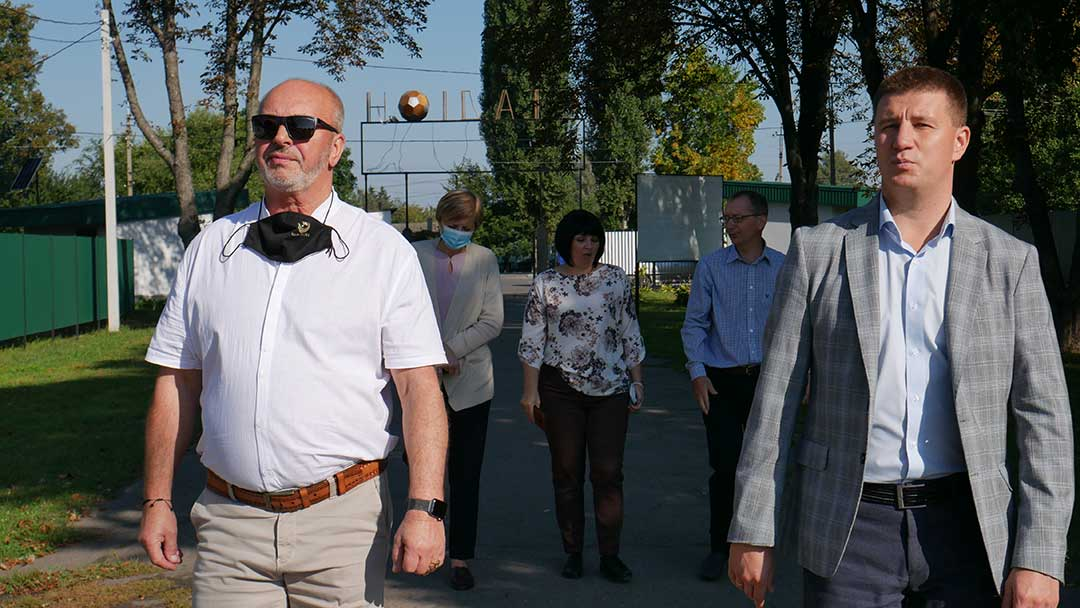 P1030807 Сосниччина приймала гостей з Маловисківської громади Кіровоградської області