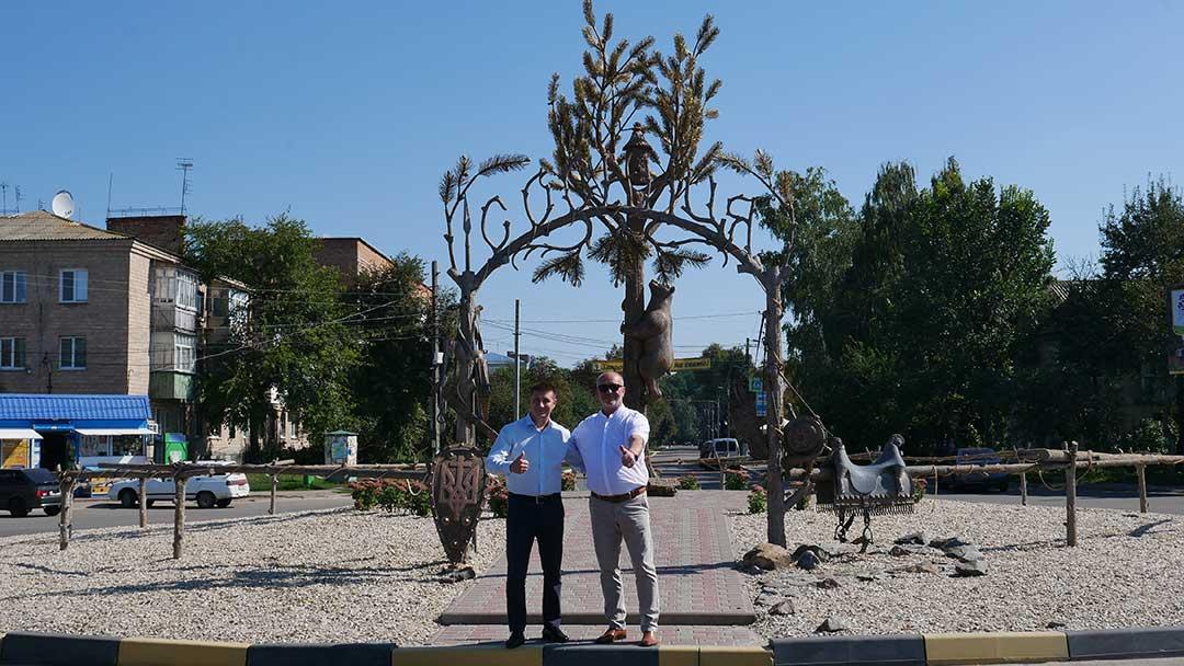 P1040447 Сосниччина приймала гостей з Маловисківської громади Кіровоградської області